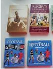 Football History Companion, Rugby's Strangest Matches, American Wild West Books