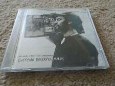 Michael Franti & Spearhead - 'Everyone deserves Music' cd