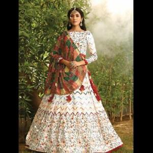 Indian Formal Lengha Bollywood Fancy Wear Wedding Pakistani Lehenga Bridal Choli