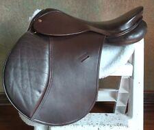 Paris Tack All Purpose English Saddle - 18 Inch Medium - Discounted Floor Model