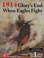 1914 Glory's End When Eagles Fight, NEW