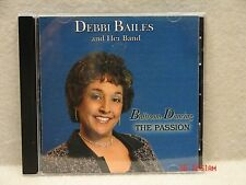 *CD Debbi Bailes and Her Band - Ballroom Dancing The Passion