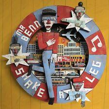 Mr Benn - Shake a Leg (2013)  CD  NEW/SEALED  SPEEDYPOST