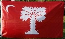 3x5 ft Original Big Red Citadel Flag 1861 South Carolina Print Polyester Flag