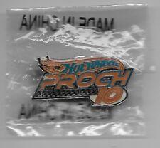 "HW HOT WHEELS PIN/BADGE ""PROCH"" 2006, 10 YEARS ANNIVERSARY - NEW"