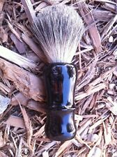 Super Nice Handmade Badger Hair Shaving Brush Made in the USA Makes a Great Gift