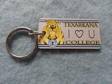 I Love Texarkana College     Keychain