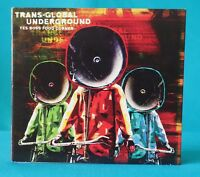 Yes Boss Food Corner by Transglobal Underground (CD, Apr-2001, ARK 21 (USA))