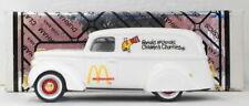 Durham 1/43 Scale DUR 28  - 1939 Ford Panel Van McDonald's Benefit #1 1 Of 150