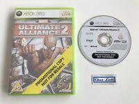 Marvel Ultimate Alliance 2 - Promo - Microsoft Xbox 360 - PAL EUR