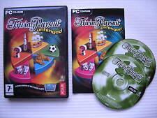 TRIVIAL Pursuit fou-Atari-PC CD ROM-Windows 98 / 98se / me / 2000 / xp