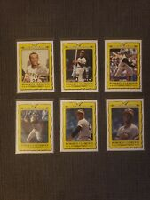 2021 Topps Heritage The Great One Lot Of 6  #'s 3,5,11,19,21,22 Roberto Clemente