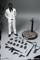 """1/6 Scale VTS TOYS VM-029 Black Skull 12"""" Male Action Figure Collectible New Toy"""