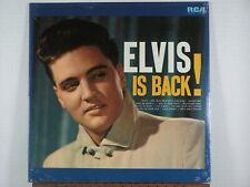 Elvis Presley Elvis Is Back Sealed 1977 issue RCA LSP 2231