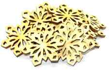 Christmas Snowflakes Decorations Craft Shapes Ideal for all Festive Activitities