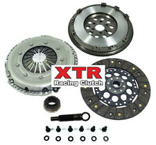 XTR HD CLUTCH KIT w/ 15 LBS FLYWHEEL 97-00 AUDI A4 QUATTRO B5 PASSAT 1.8L TURBO