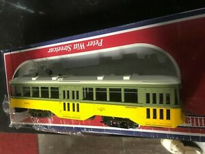 Williams Bachmann 23905Los Angeles Peter Witt Streetcar LN