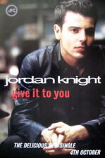 Jordan Knight Poster give it to you-New Kids on the block