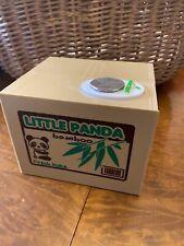 Novelty Stealing Coin Money LITTLE PANDA Piggy Bank Storage Saving Box