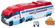 Paw Patrol Launch N Haul Paw Patroller Transforming 2-in-1 Track Set Toy Gift