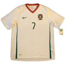 2008/10 Portugal Away Jersey #7 Ronaldo XL Euro 2008 Nike Soccer Football NEW