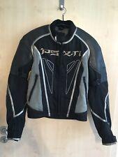 HEIN GERICKE PSX Gr.48/ S GoreTex Touring Motorradjacke Biker Protektoren Leder