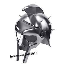 Gladiator Helmet Greek Maximums Viking Armor Helmet