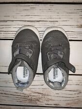 Surprize By Stride Rite Gray Shoes, Size 18-24M
