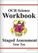 GCSE OCR Science Workbook, Staged Assessment - Year Ten: Workbook - Staged Ass,