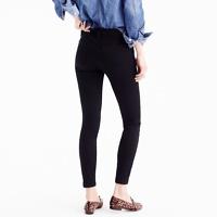 J.Crew Toothpick Skinny Jeans True Black Ankle Crop Size 29