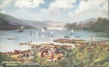 windermere; bowness bay; peacocks 1907