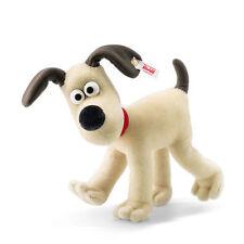 STEIFF Limited Edition Gromit dog EAN 663789 23cm + Box White Mohair New