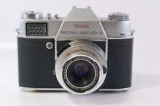 Vintage camera SLR Kodak Retina Reflex S with Xenar 50mm 2.8 Ref.2111619