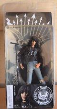 New NECA The Ramones Joey Ramone Action Figure Punk Rock Singer