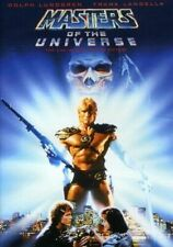 Masters of the Universe [DVD] [1987] Dolph Lundgren (RARE R2 JEWEL CASE)