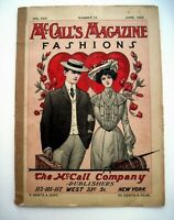 "Fantastic June 1903 ""McCall's Magazine"" Fashions w/ Lots of Fashions Pictures *"