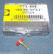 PM3172DE RECORD PLAYER NEEDLE STYLUS for Shure N97LT Shure M97LT 771-DLT