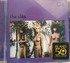THE SLITS, CUT, CD ALBUM UK 2009 (NEW)