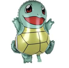 70 cm Pokemon SquirtIe Turtle Ballon Fête D'Anniversaire Décoration Cartoon