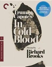 Criterion Collection in Cold Blood - Movie DVD BLURAY