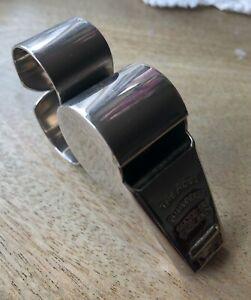 Vintage Acme Thunderer Finger whistle