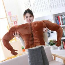 Boyfriend Muscle Arm Pillow Girlfriend Rest Sleeping Body Hugging Cushion New