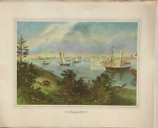 Detroit, 1870 A. C. Warren Artist  Provident Mutual 1939
