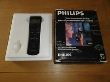 Philips RT830 VCR TV Remote Control Voice Programming