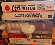 Hoover 65 Watt Replacement LED Bulb Lights up When you Loose Power