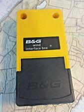 B&G NETWORK WIND INTERFACE BOX H1000