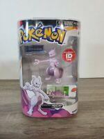 NEW Nintendo Pokemon MEWTWO Pokedex ID Tag Figure TOMY Series 2