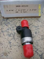 Fuel injectors- GM 6 Cylinder engine- **REMANUFACTURED*- FREE SHIPPING