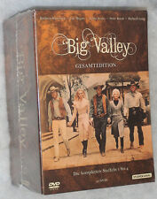 Big Valley - The Complete Series - Seasons 1, 2, 3, 4 - DVD Box Set - NEW SEALED