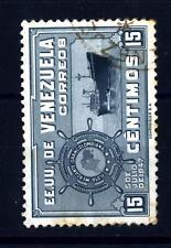 VENEZUELA - 1952 - Francobolli del 1948-1950: Flotta mercantile